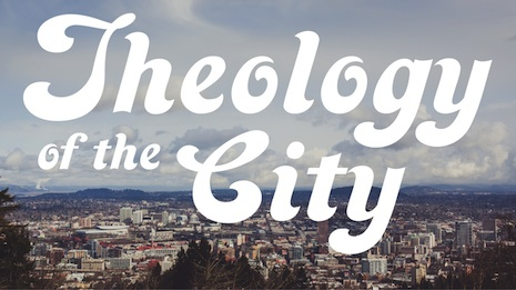 Theology of the City
